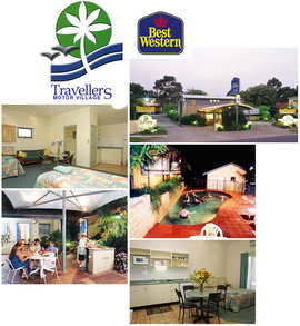 Travellers Motor Village - Accommodation 4U