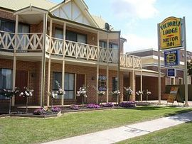 Victoria Lodge Motor Inn and Apartments - Accommodation 4U