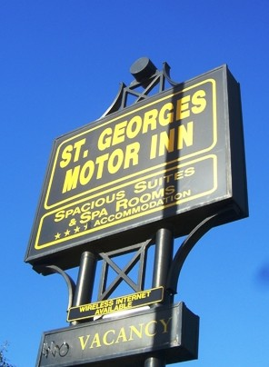 St Georges Motor Inn - Accommodation 4U