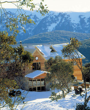 Summit Ridge Alpine Lodge - Accommodation 4U