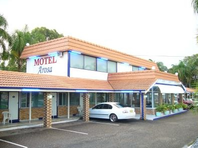 Arosa Motel - Accommodation 4U