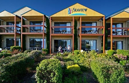 Seaview Motel  Apartments - Accommodation 4U
