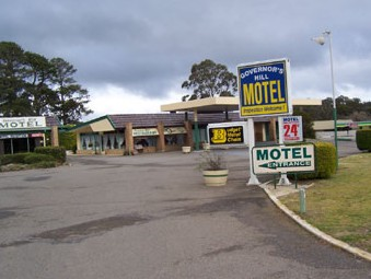 Governors Hill Motel - Accommodation 4U