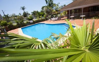 Island Palms Motor Inn - Accommodation 4U
