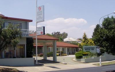 Country Comfort Cowra Countryman Motor Inn - Accommodation 4U