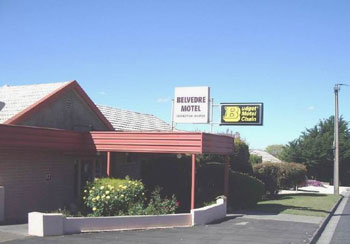 Belvedere Motel - Accommodation 4U