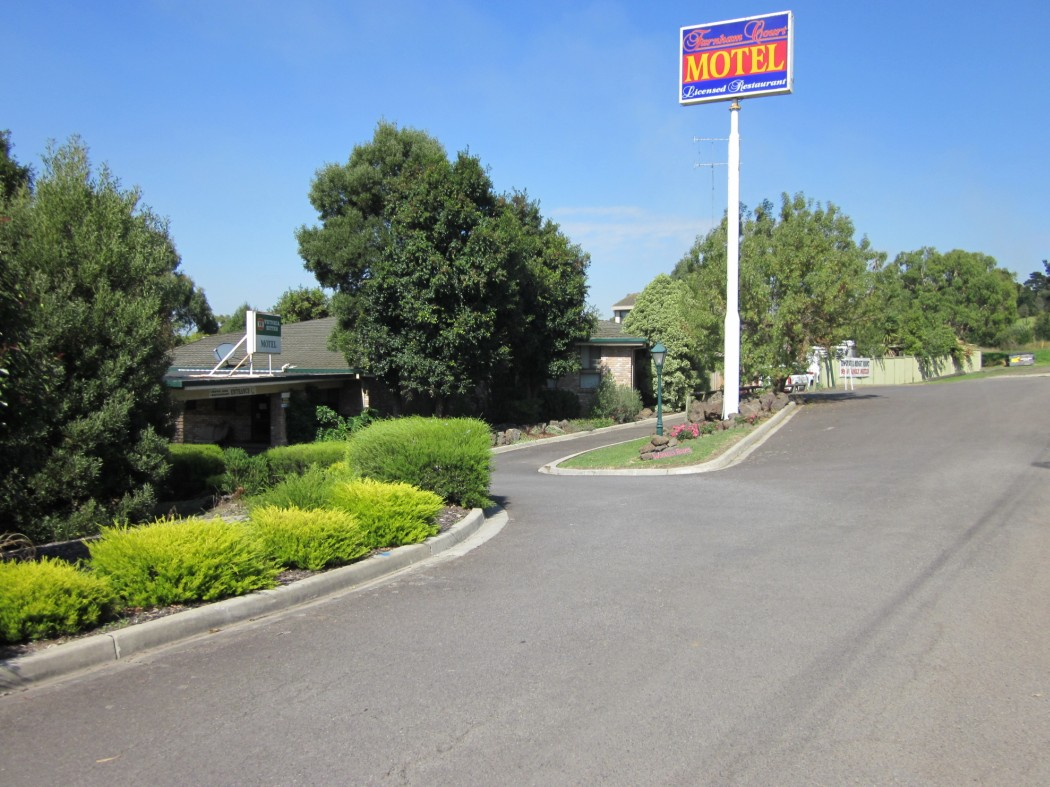 Farnham Court Motel - Accommodation 4U