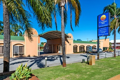 Comfort Inn Bel Eyre Perth - Accommodation 4U