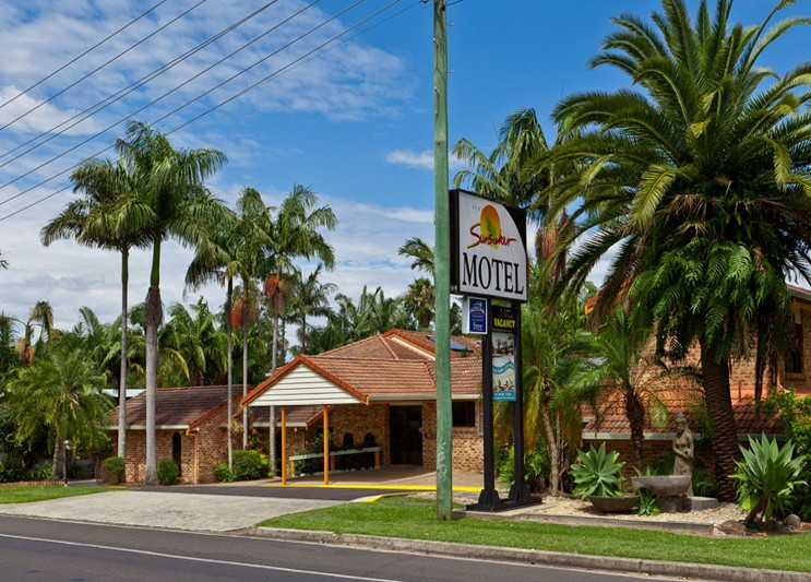 Byron Sunseeker Motel - Accommodation 4U