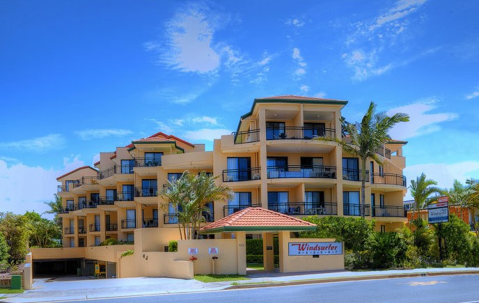 Windsurfer Resort - Accommodation 4U