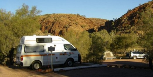 Glen Helen Resort - Accommodation 4U