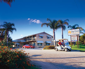 Big River Motor Inn - Accommodation 4U