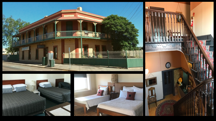 Pampas Motel - Accommodation 4U