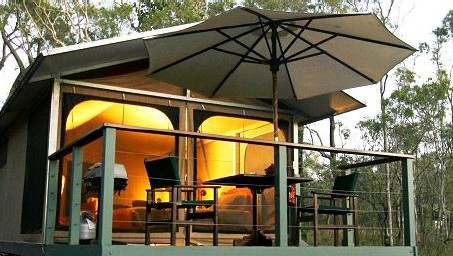 Jabiru Safari Lodge at Mareeba Wetlands - Accommodation 4U