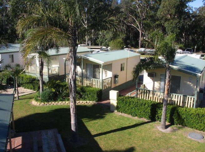 Jervis Bay Caravan Park - Accommodation 4U