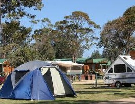 BIG4 Moruya Heads Easts at Dolphin Beach Holiday Park - Accommodation 4U