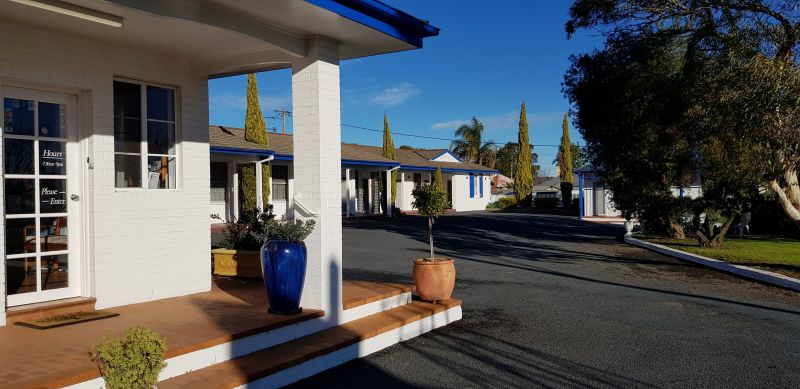 Colonial Motel - Accommodation 4U