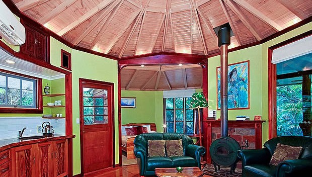 Mt Warning Rainforest Retreat  - Accommodation 4U