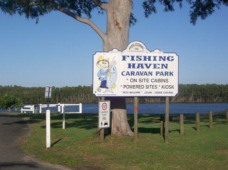 Fishing Haven Caravan Park - Accommodation 4U