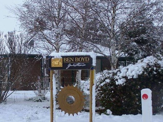 Ben Boyd Guesthouse - Accommodation 4U