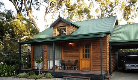 Cottages On Edward - Accommodation 4U