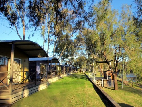 BIG4 Deniliquin Holiday Park - Accommodation 4U
