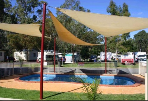 Deniliquin Riverside Caravan Park - Accommodation 4U
