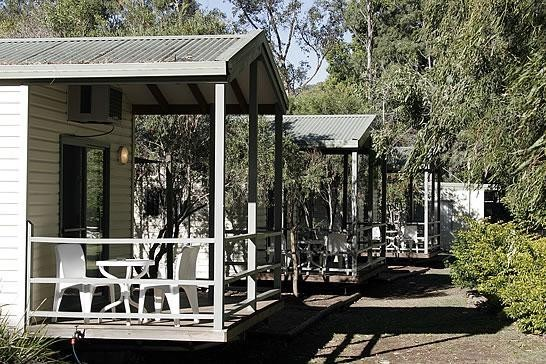 BIG4 Cania Gorge Holiday Park - Accommodation 4U