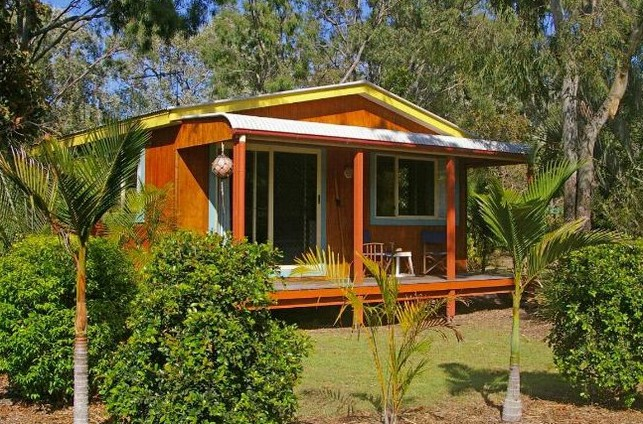 Moore Park Beach Huts - Accommodation 4U