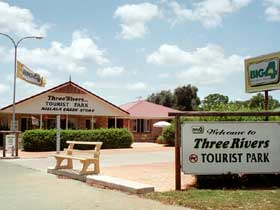 Mundubbera Three Rivers Tourist Park - Accommodation 4U