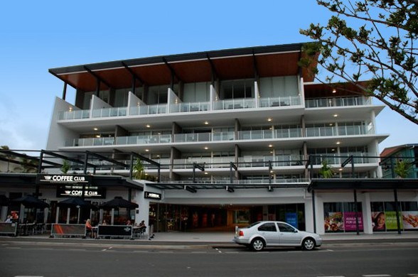 Echelon Apartments Yeppoon - Accommodation 4U