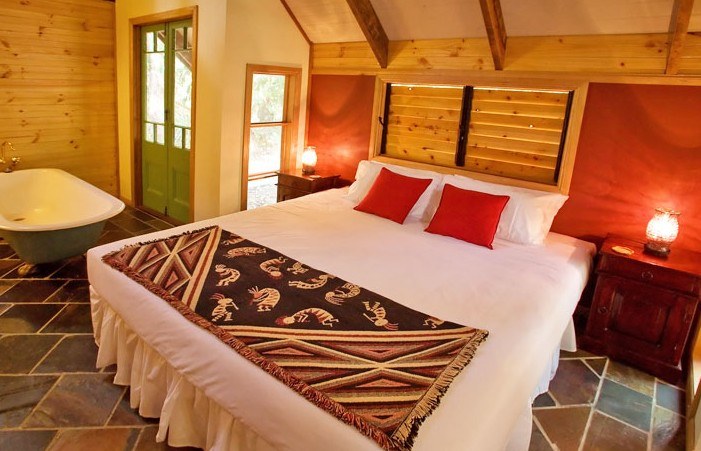 Rainforest Ranch - Accommodation 4U