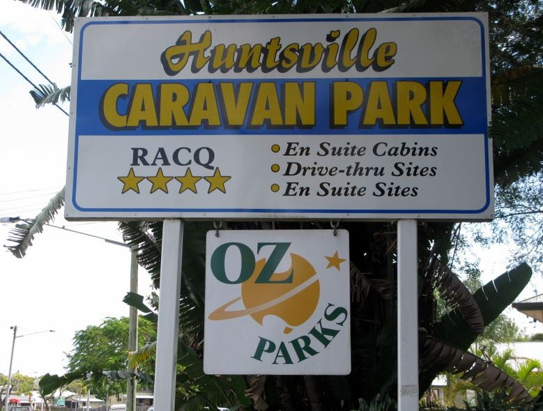 Huntsville Caravan Park - Accommodation 4U