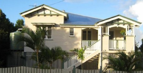 Eco Queenslander Holiday Home and BB - Accommodation 4U