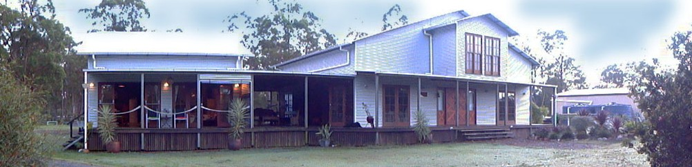 Tin Peaks Bed and Breakfast - Accommodation 4U