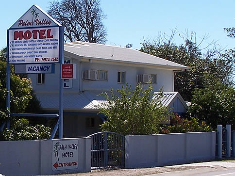 Palm Valley Motel and Self Contained Holiday Units - Accommodation 4U