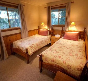 Accommodation Creek Cottages - Accommodation 4U