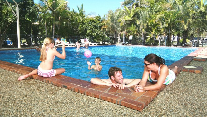 Gold Coast Tourist Parks Kirra Beach - Accommodation 4U