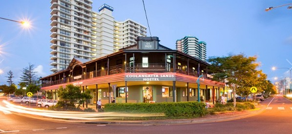 Coolangatta Sands Hostel - Accommodation 4U
