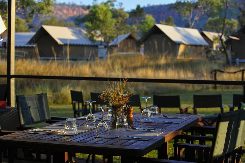 Bell Gorge Wilderness Lodge - Accommodation 4U