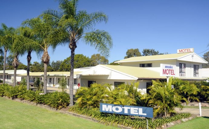 Annalee Motel Beaudesert - Accommodation 4U