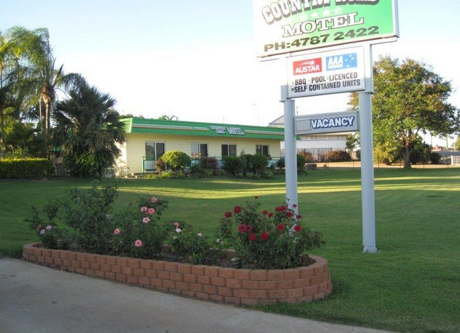 Country Road Motel - Accommodation 4U