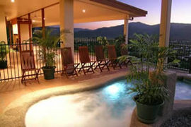 The Summit Rainforest Retreat - Accommodation 4U