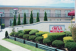 Crest Motor Inn - Accommodation 4U