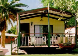 Swan Hill Riverside Caravan Park - Accommodation 4U