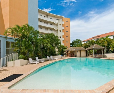 Rays Resort Apartments - Accommodation 4U