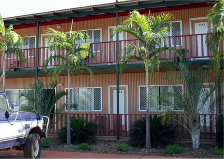 Broome Motel - Accommodation 4U
