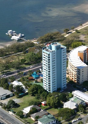 Palmerston Tower - Accommodation 4U