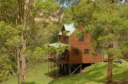 Hookes Creek Forest Retreat - Accommodation 4U