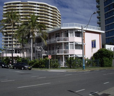Coolangatta Ocean View Motel - Accommodation 4U